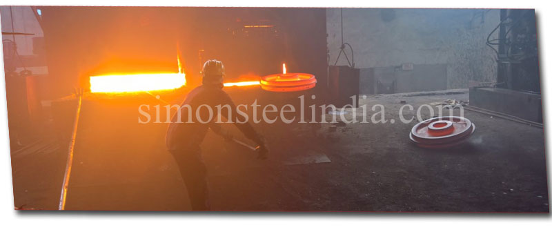 Carbon Steel Flanges Manufacturers in Bhavnagar