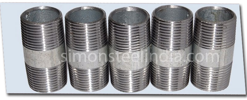 Pipe Nipples | Plain | Threaded | Swage Pipe Nipples | Pipe Nipples